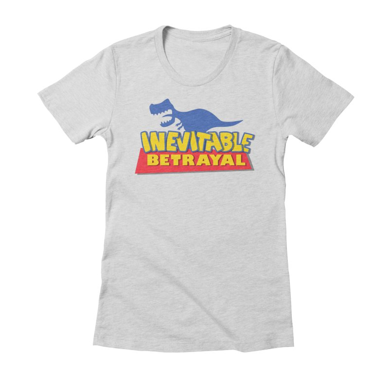 Inevitable Betrayal Women's Fitted T-Shirt by fishbiscuit's Artist Shop
