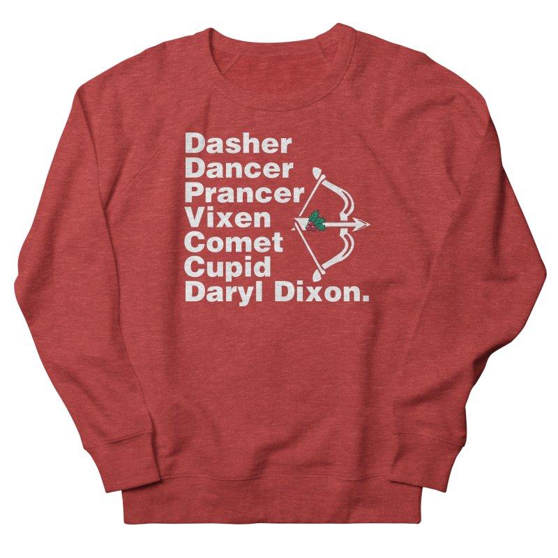 Santa's Helper Women's Sweatshirt by fishbiscuit's Artist Shop
