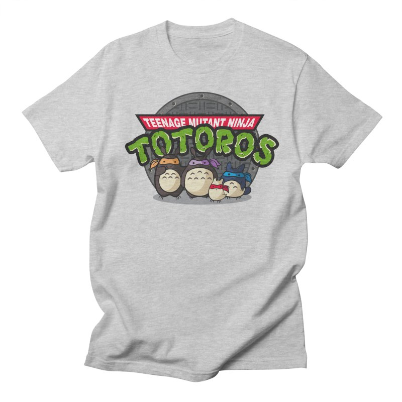Turtle Neighbors Men's T-Shirt by fishbiscuit's Artist Shop
