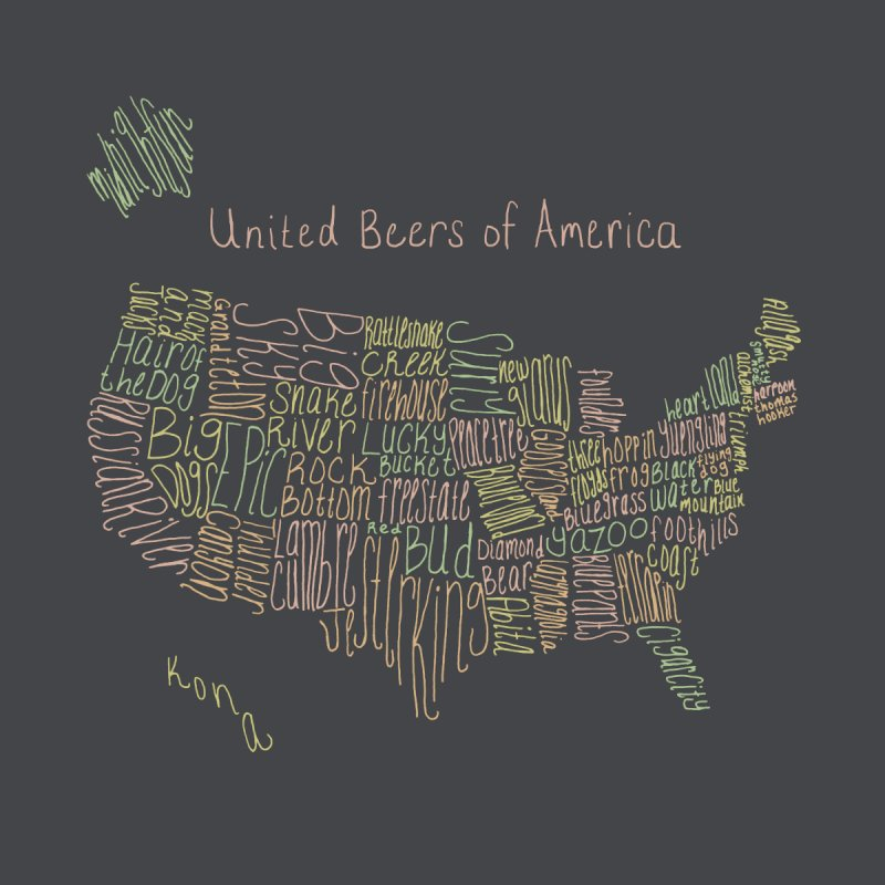United Beers of America by fishbiscuit's Artist Shop