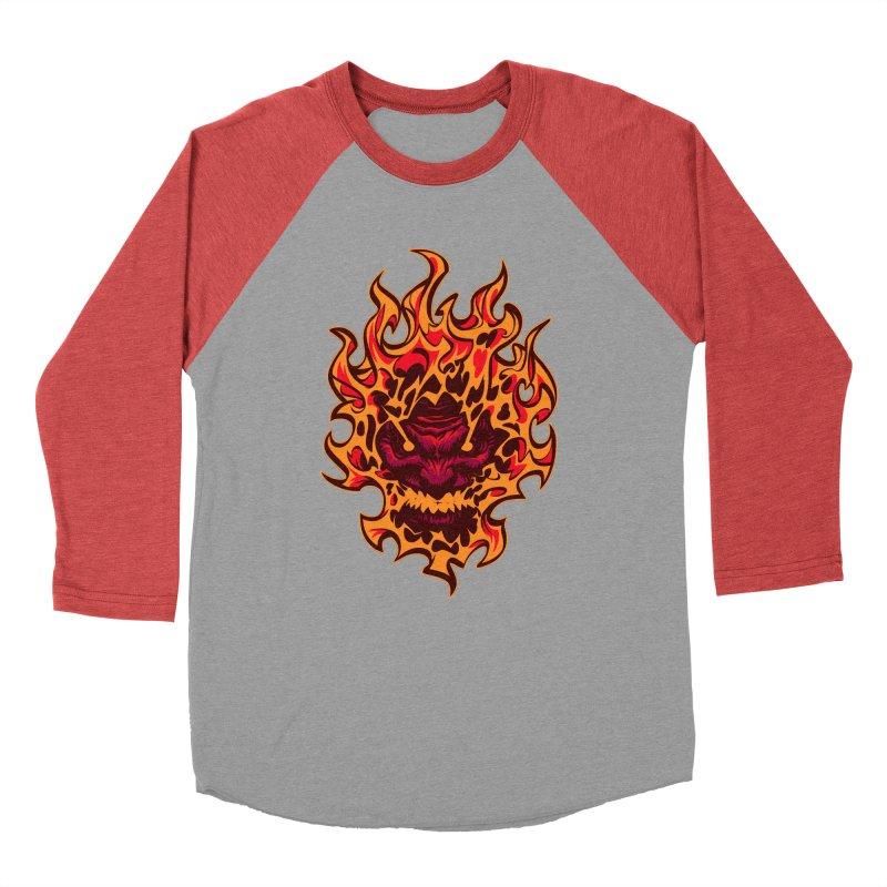 """""""You make me Bad"""" Men's Baseball Triblend T-Shirt by fishfinger's Artist Shop"""