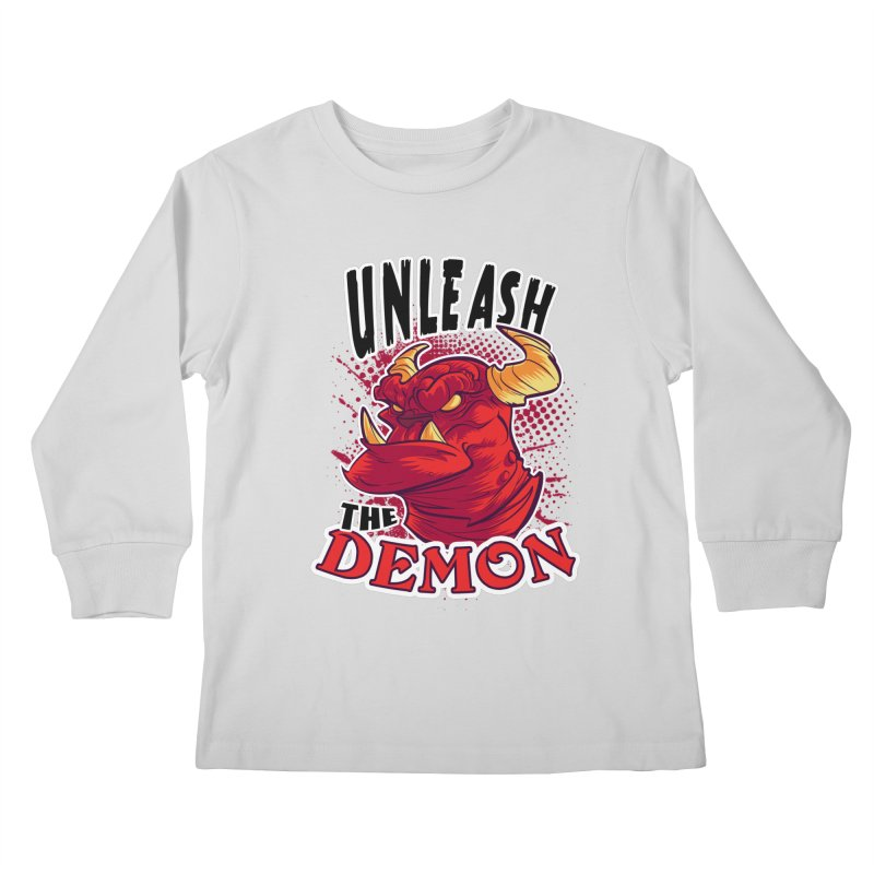 Unleash the Demon   by fishfinger's Artist Shop