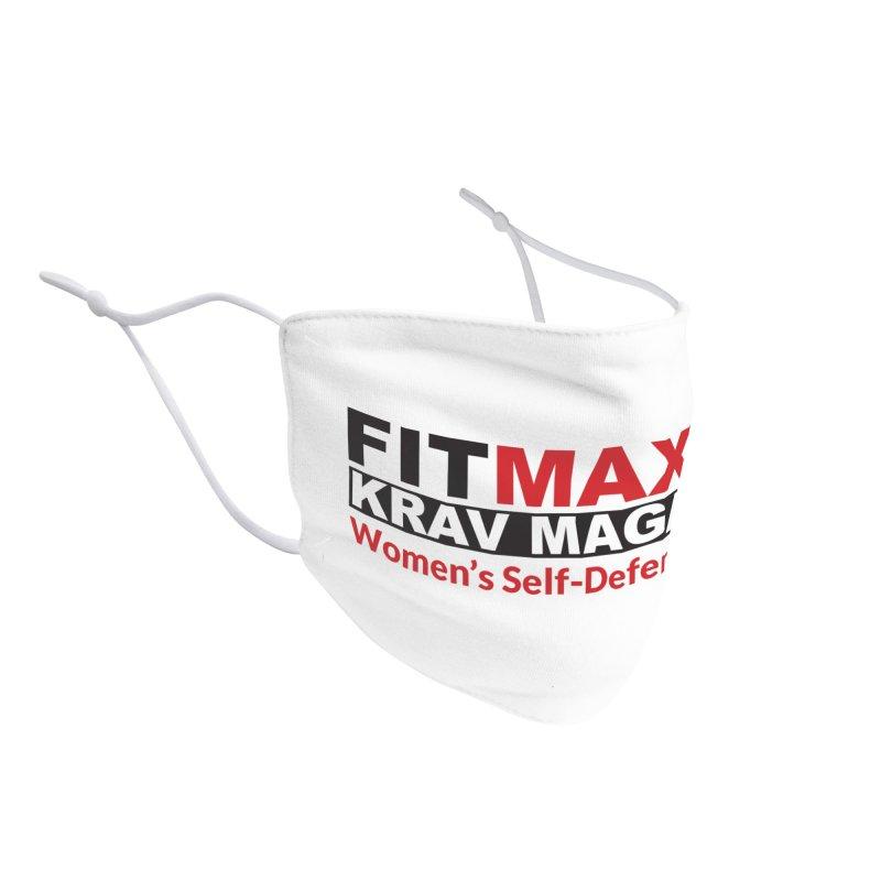FITMAX Krav Maga - Women's Self Defense Accessories Face Mask by fitmaxkravmaga's Artist Shop