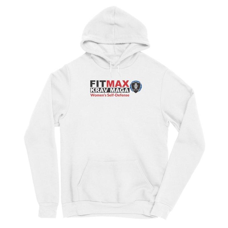 FITMAX Krav Maga - Women's Self Defense Women's Pullover Hoody by fitmaxkravmaga's Artist Shop