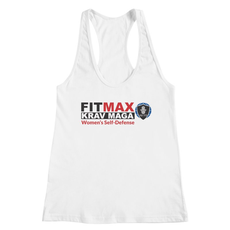 FITMAX Krav Maga - Women's Self Defense Women's Tank by fitmaxkravmaga's Artist Shop