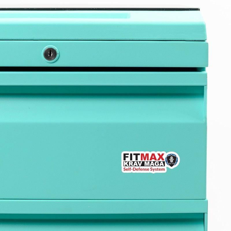 FITMAX Krav Maga - Self Defense System Accessories Magnet by fitmaxkravmaga's Artist Shop