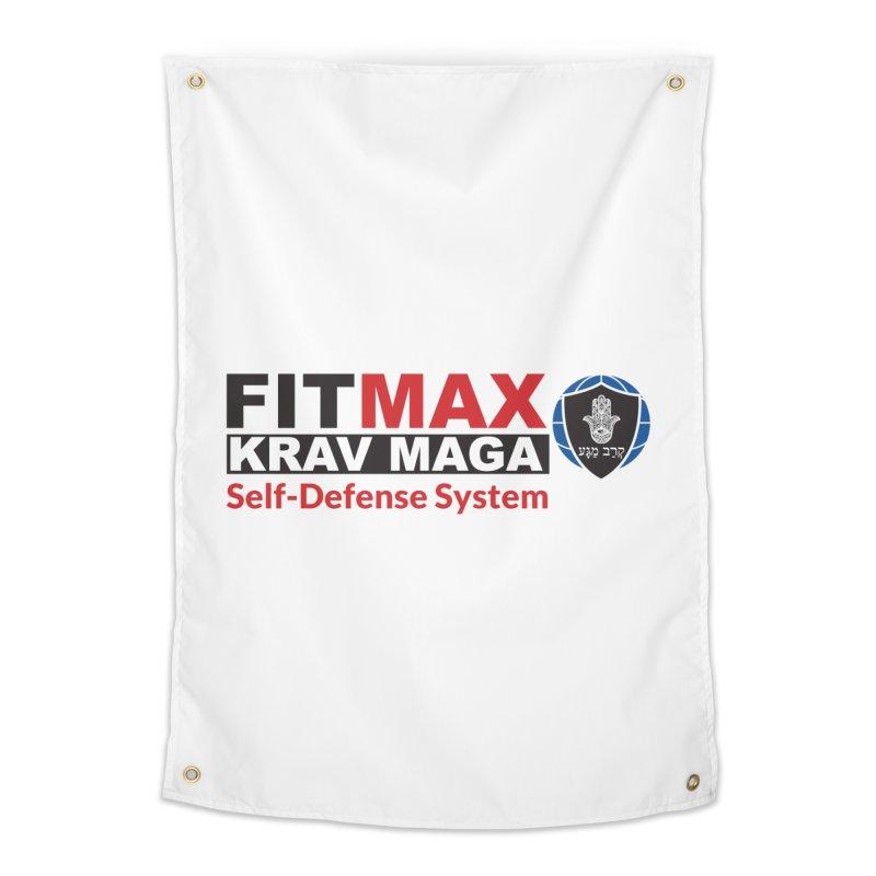 FITMAX Krav Maga - Self Defense System Home Tapestry by fitmaxkravmaga's Artist Shop