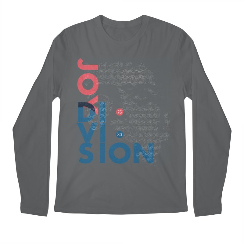 Transmission Men's Regular Longsleeve T-Shirt by fitterhappierdesign's Artist Shop