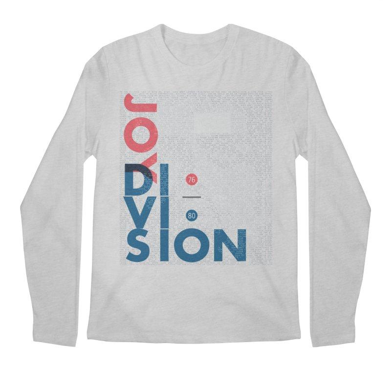 Transmission Men's Longsleeve T-Shirt by fitterhappierdesign's Artist Shop