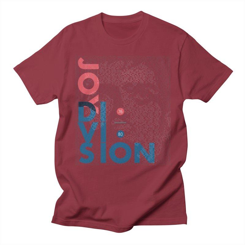 Transmission Men's Regular T-Shirt by fitterhappierdesign's Artist Shop