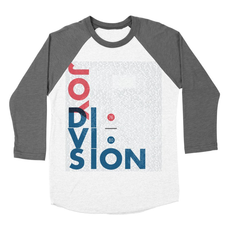 Transmission Men's Baseball Triblend Longsleeve T-Shirt by fitterhappierdesign's Artist Shop