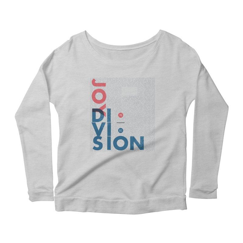 Transmission Women's Longsleeve Scoopneck  by fitterhappierdesign's Artist Shop