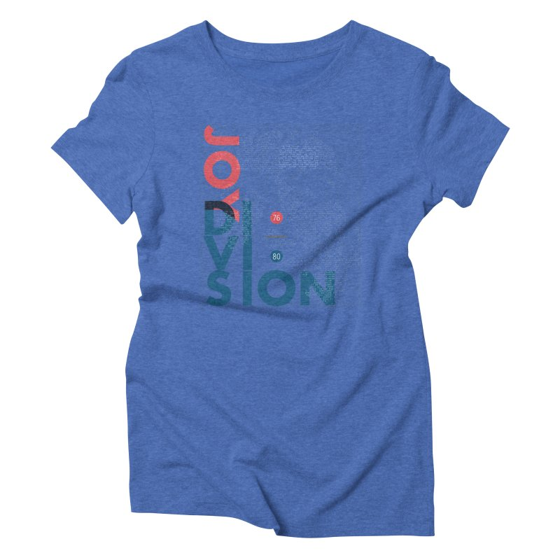 Transmission Women's Triblend T-Shirt by fitterhappierdesign's Artist Shop