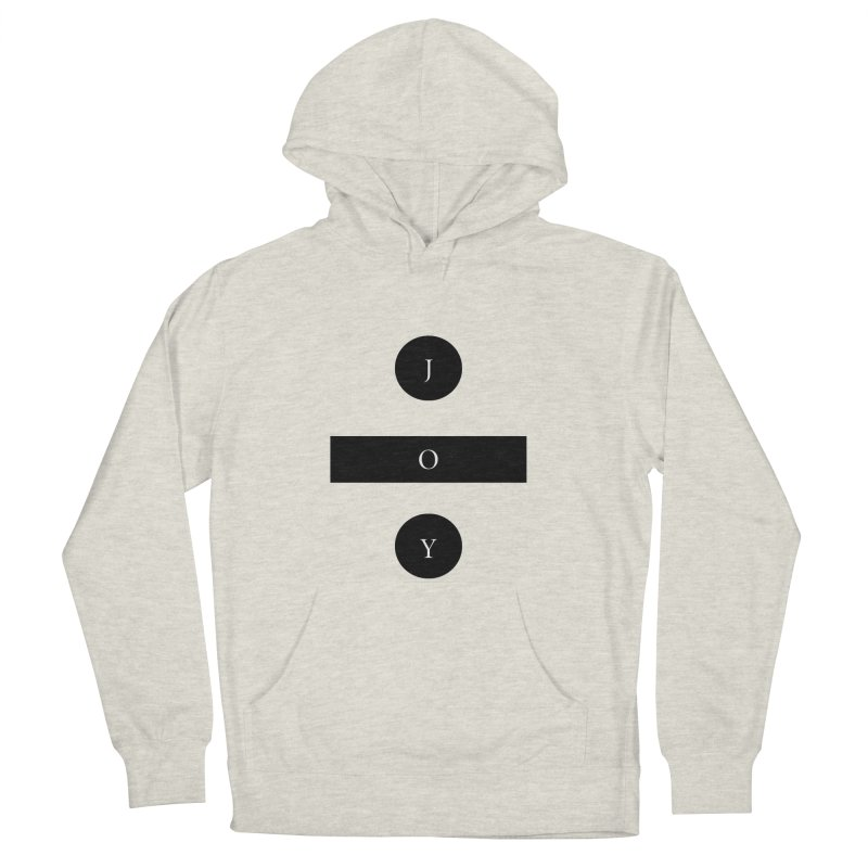 Joy Division Men's French Terry Pullover Hoody by fitterhappierdesign's Artist Shop