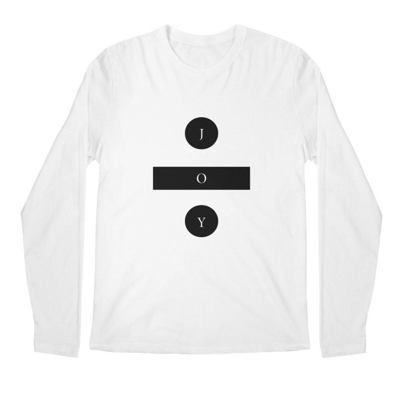 Joy Division Men's Longsleeve T-Shirt by fitterhappierdesign's Artist Shop