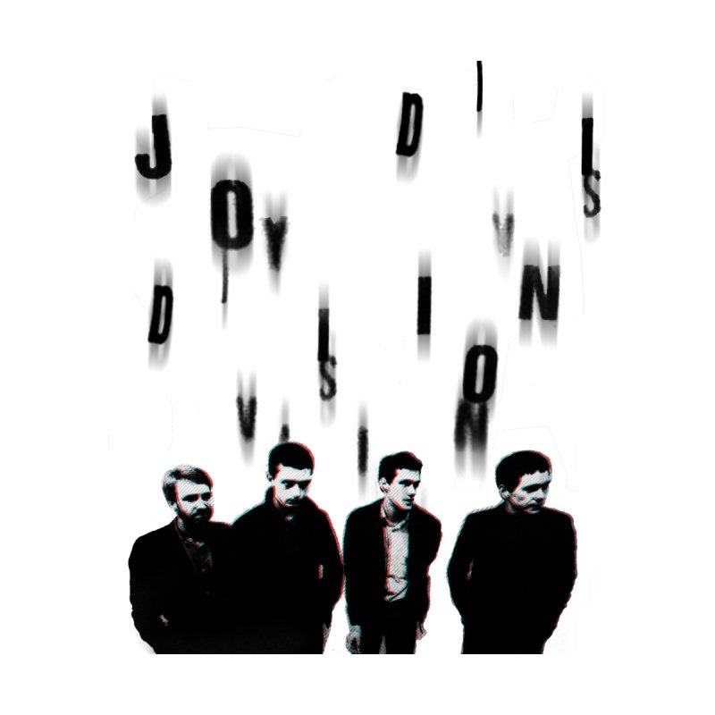 Joy Division Photocopy by fitterhappierdesign's Artist Shop