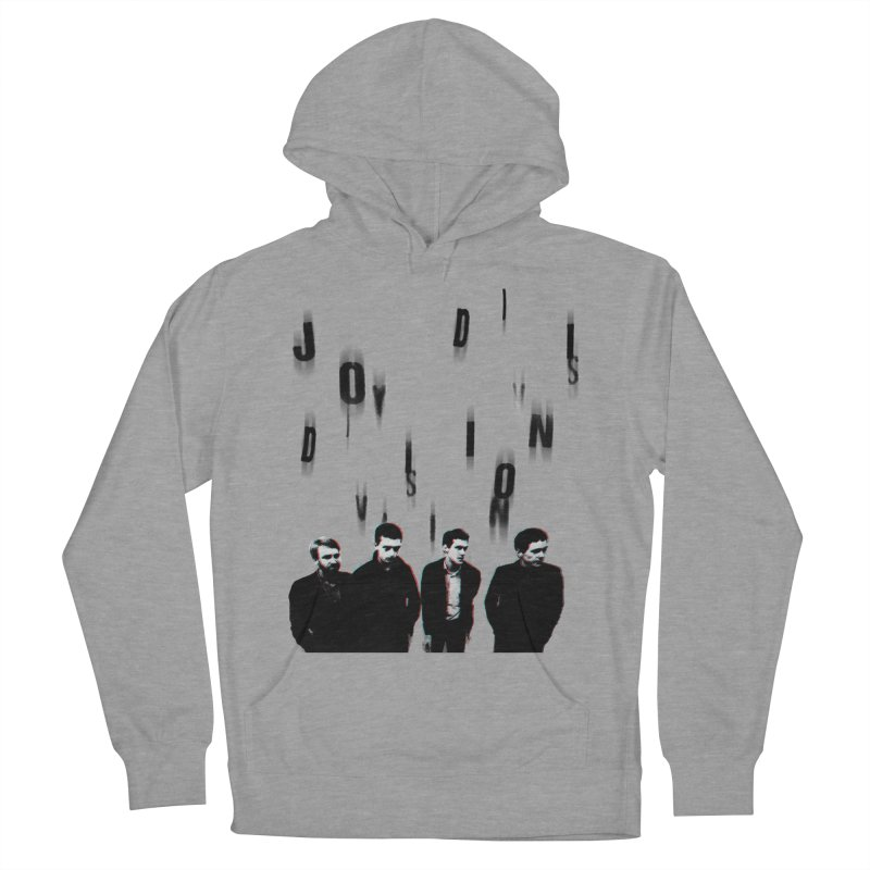 Joy Division Photocopy Men's French Terry Pullover Hoody by fitterhappierdesign's Artist Shop