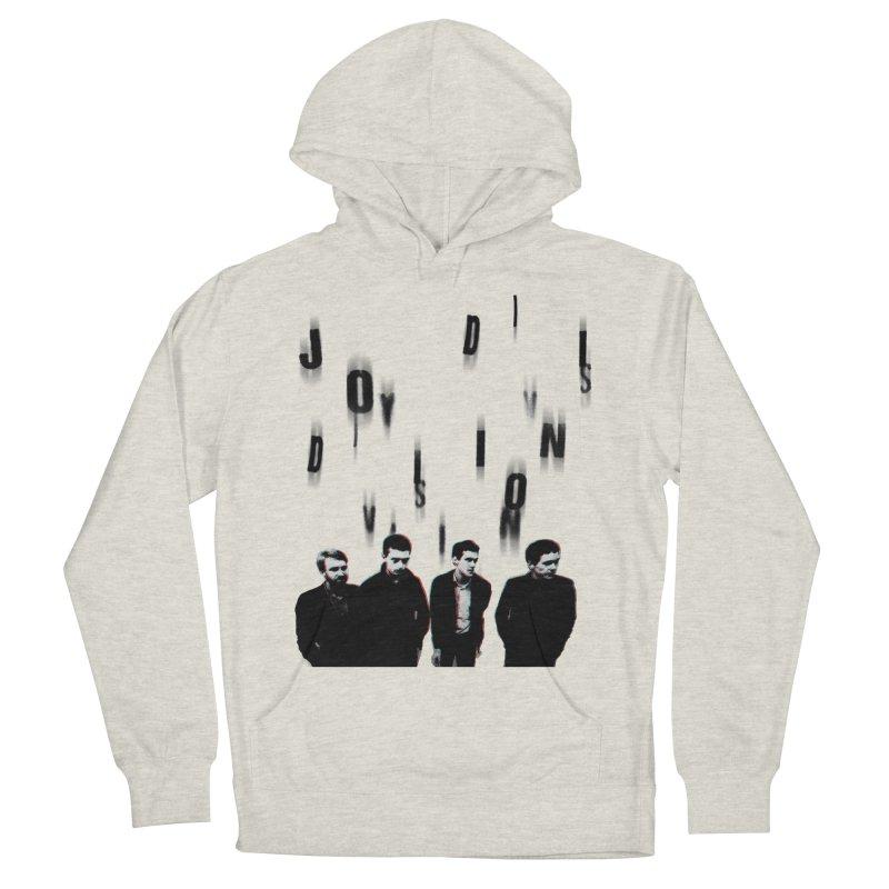 Joy Division Photocopy Men's Pullover Hoody by fitterhappierdesign's Artist Shop