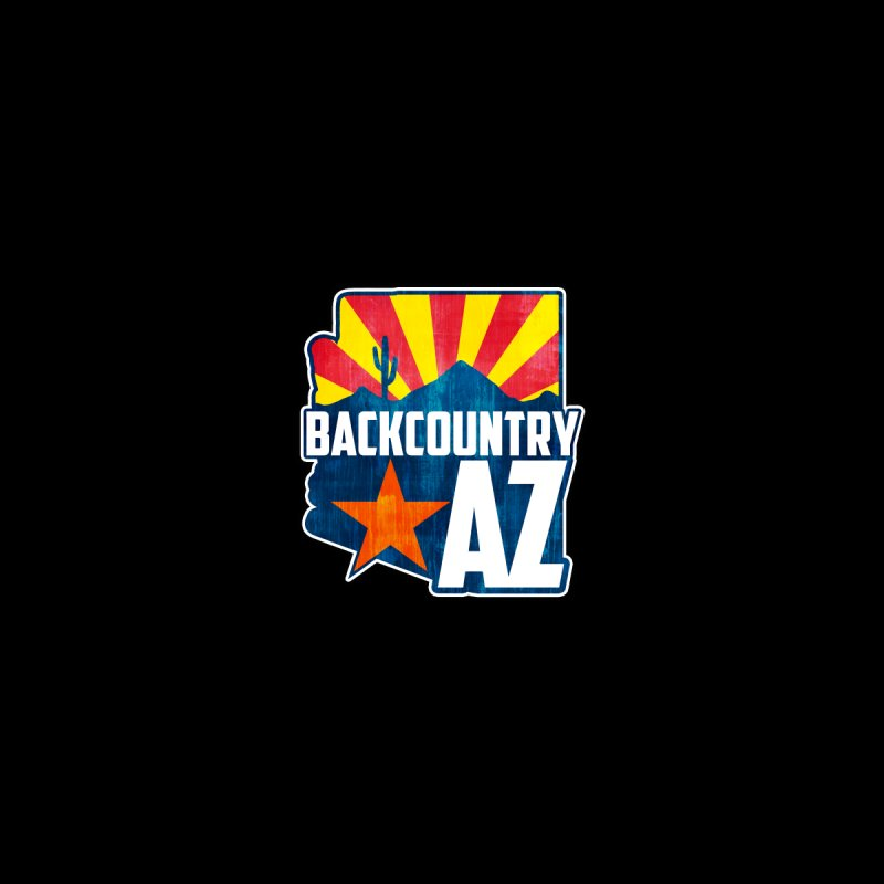 Backcountry Arizona Men's T-Shirt by five16design's Artist Shop