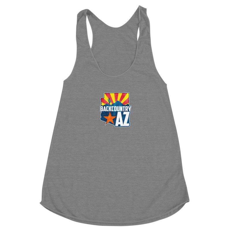 Backcountry Arizona Women's Tank by five16design's Artist Shop