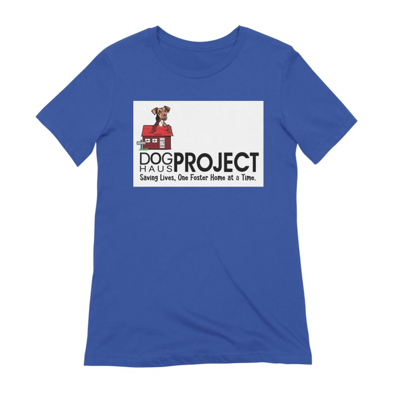 Dog Haus Project Women's T-Shirt by Fix Chicago