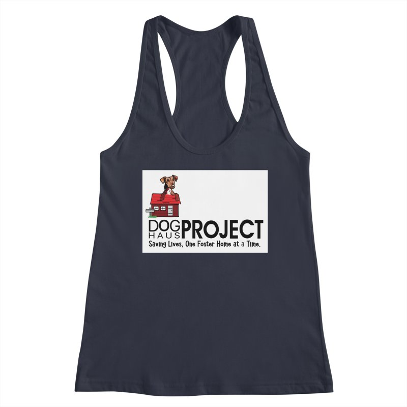 Dog Haus Project Women's Tank by Fix Chicago