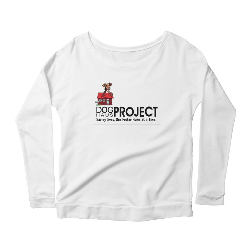 Dog Haus Project Women's Longsleeve T-Shirt by Fix Chicago