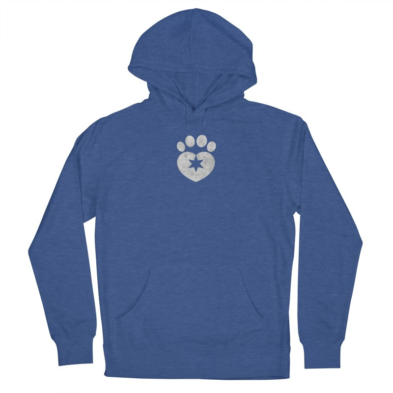 PAW BW Women's Pullover Hoody by Fix Chicago