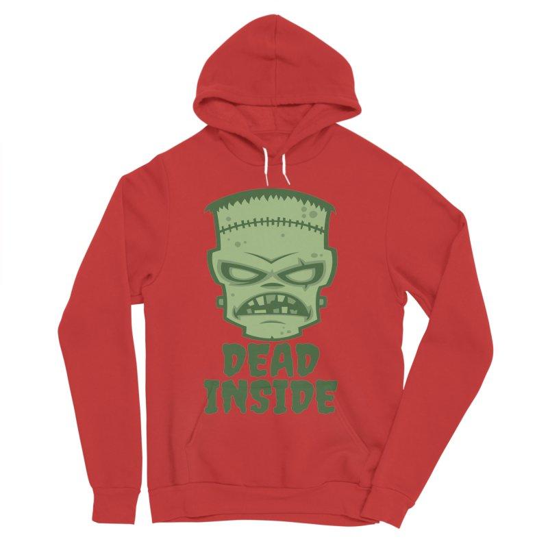 Dead Inside Frankenstein Monster Women's Sponge Fleece Pullover Hoody by Fizzgig's Artist Shop