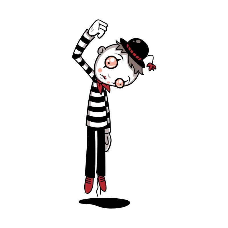 Bestest Mime Ever by Fizzgig's Artist Shop