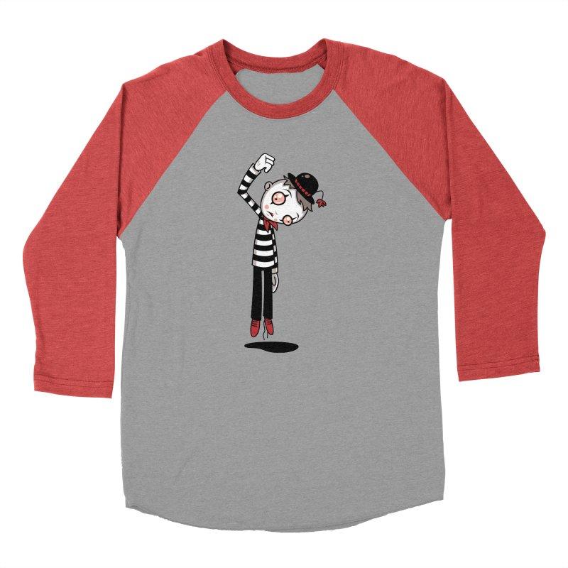 Bestest Mime Ever Men's Longsleeve T-Shirt by Fizzgig's Artist Shop