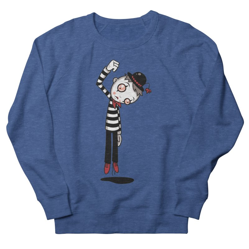 Bestest Mime Ever Men's Sweatshirt by Fizzgig's Artist Shop