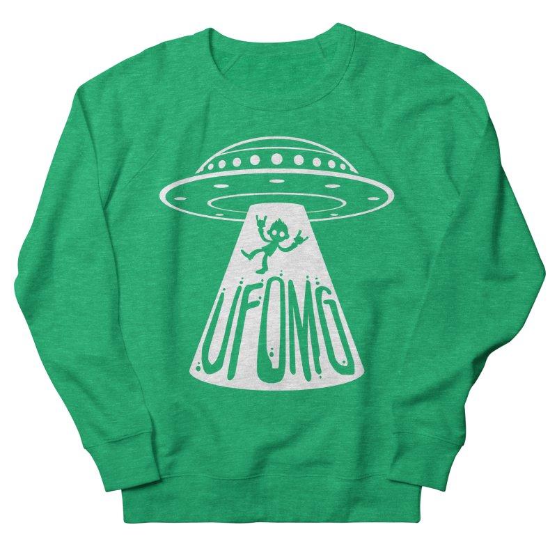 UFOMG Men's Sweatshirt by Fizzgig's Artist Shop
