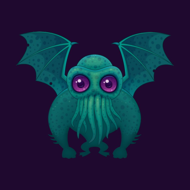 Cthulhu by Fizzgig's Artist Shop