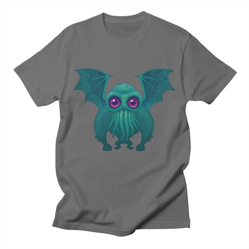 Cthulhu Men's T-Shirt by Fizzgig's Artist Shop