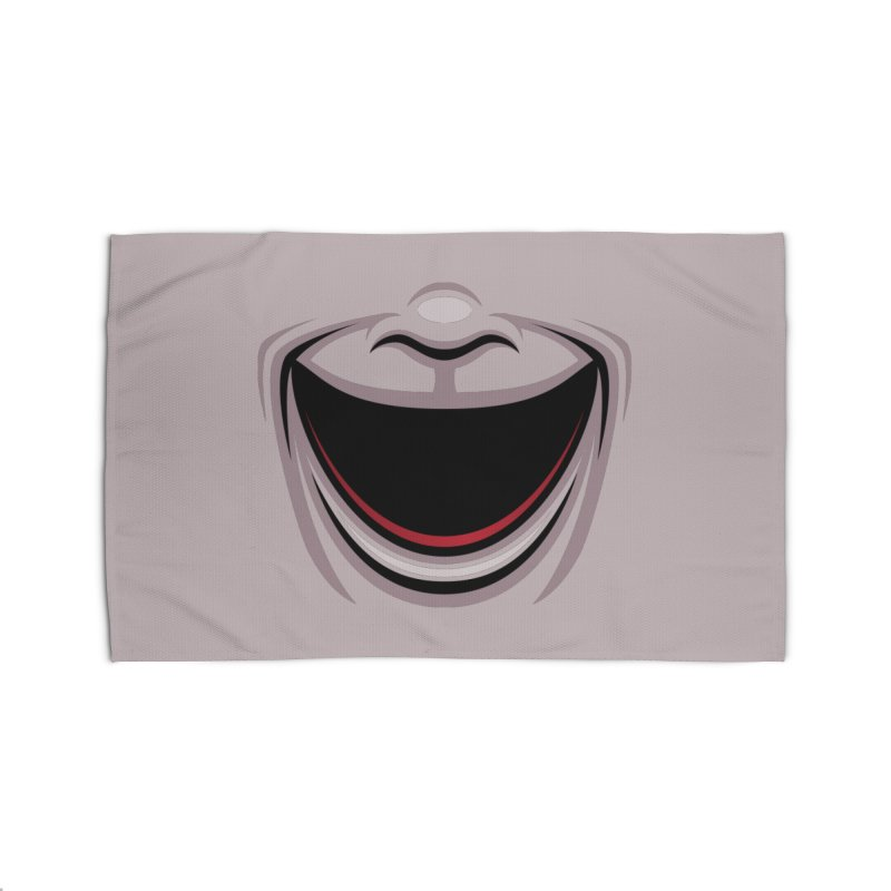 Comedy Theater Mask Home Rug by Fizzgig's Artist Shop