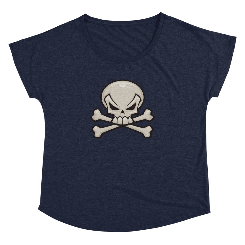 Skull and Crossbones   by Fizzgig's Artist Shop