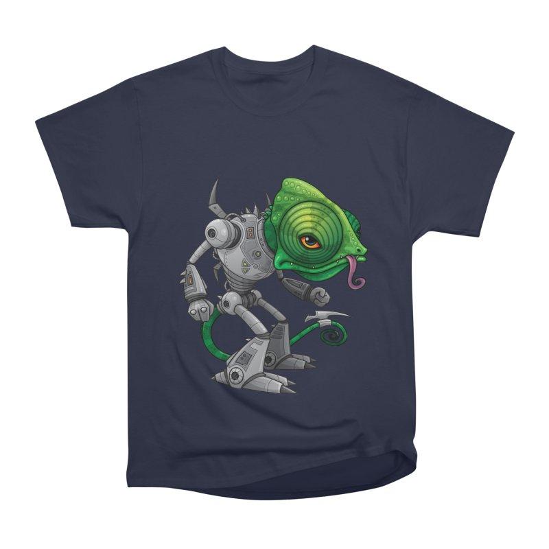 Chameleozoid Men's Classic T-Shirt by Fizzgig's Artist Shop