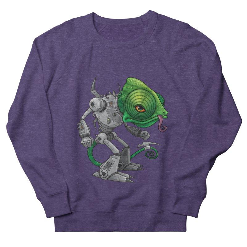 Chameleozoid Women's Sweatshirt by Fizzgig's Artist Shop