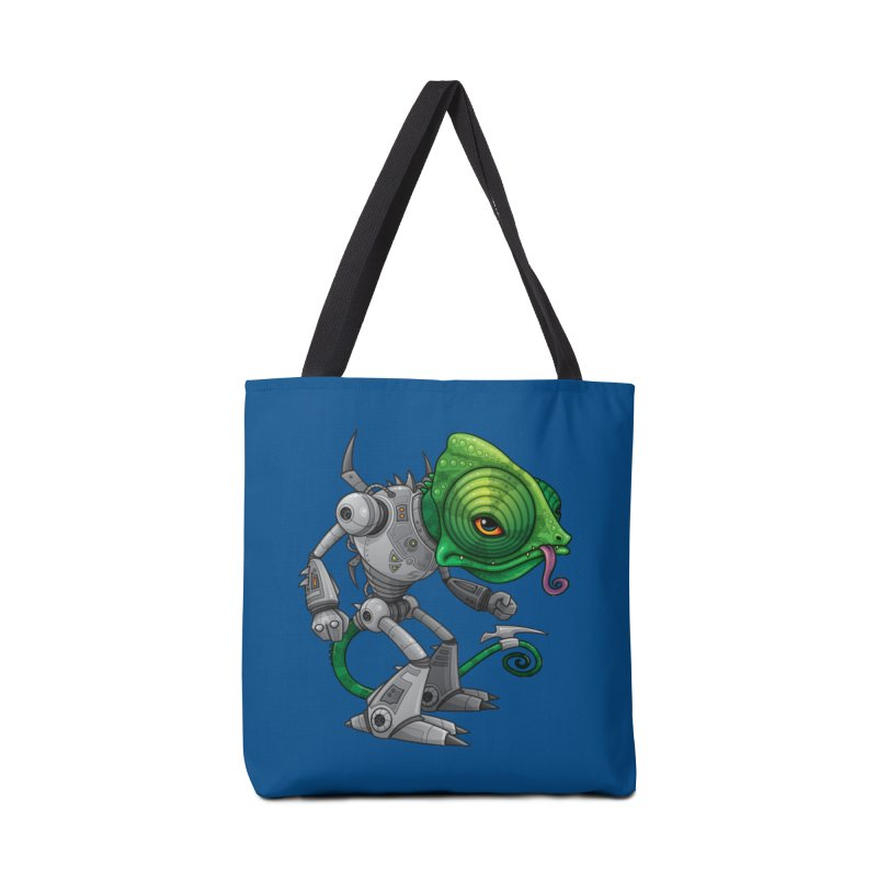 Chameleozoid Accessories Bag by Fizzgig's Artist Shop