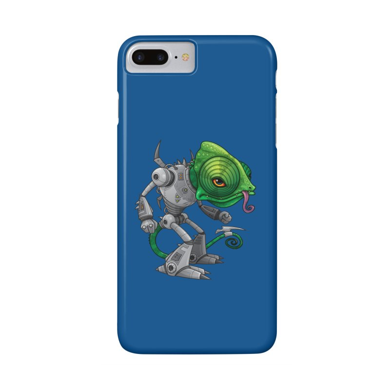 Chameleozoid Accessories Phone Case by Fizzgig's Artist Shop