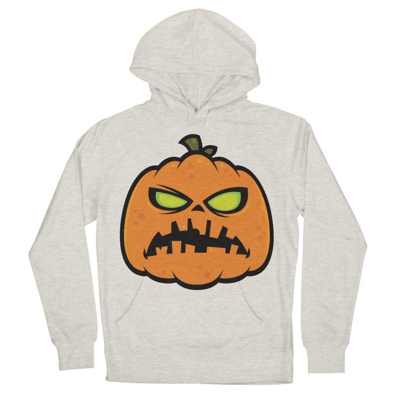 Pumpkin Zombie Women's Pullover Hoody by Fizzgig's Artist Shop
