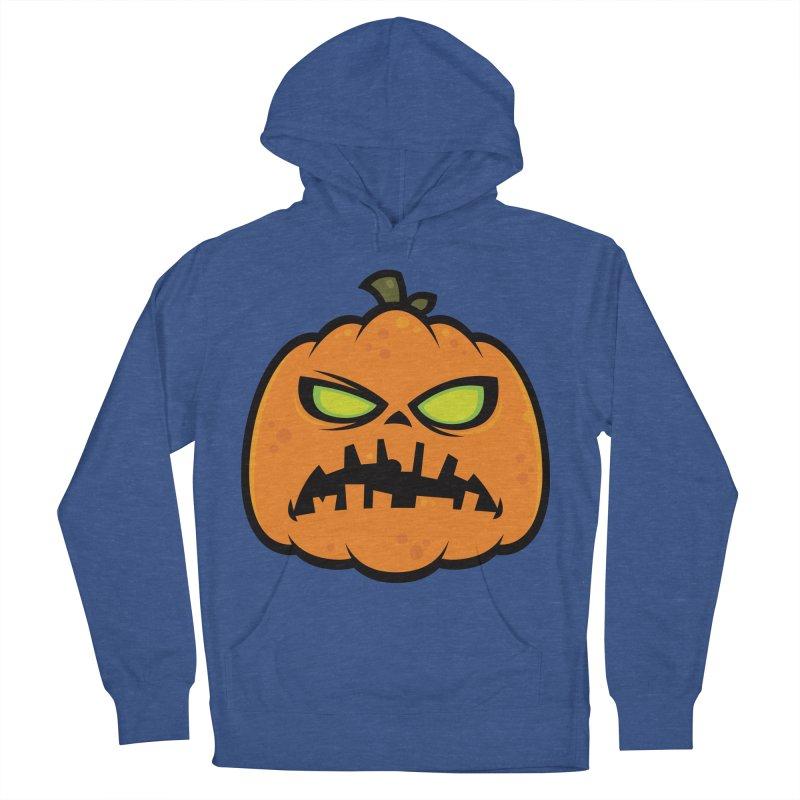 Pumpkin Zombie Men's Pullover Hoody by Fizzgig's Artist Shop