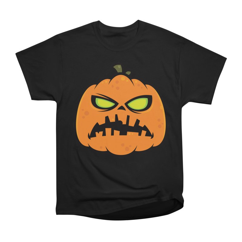 Pumpkin Zombie Men's Classic T-Shirt by Fizzgig's Artist Shop