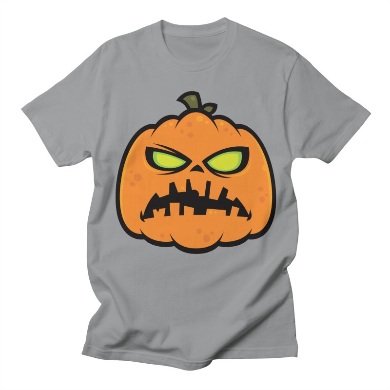 Pumpkin Zombie Men's T-shirt by Fizzgig's Artist Shop