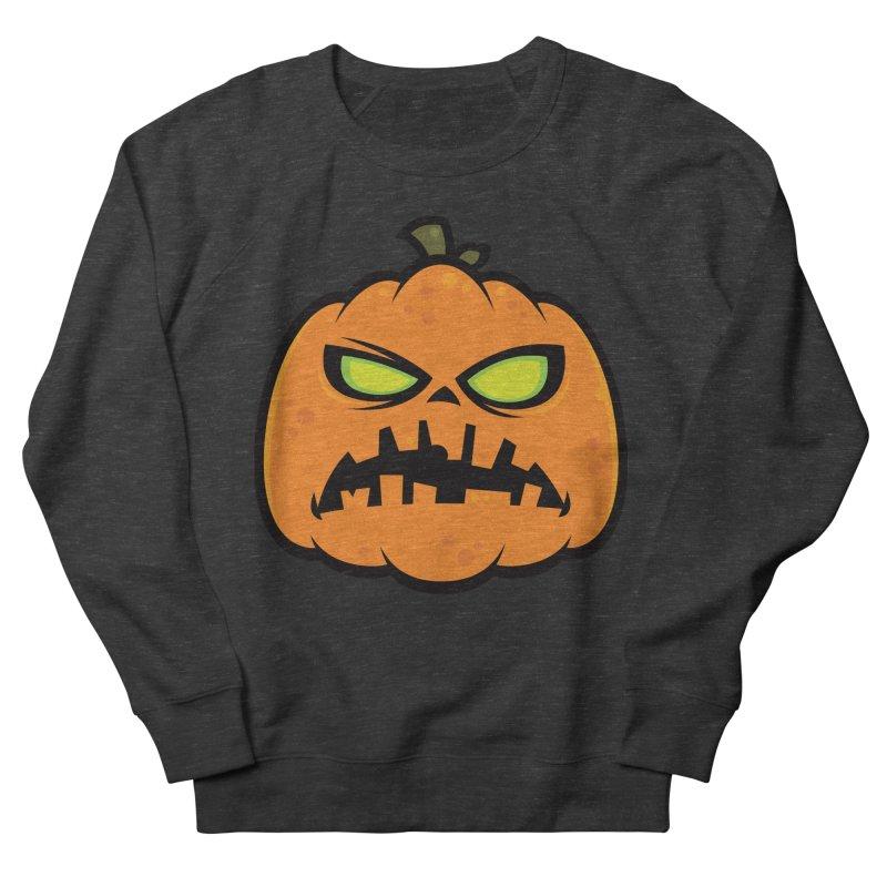 Pumpkin Zombie Women's Sweatshirt by Fizzgig's Artist Shop