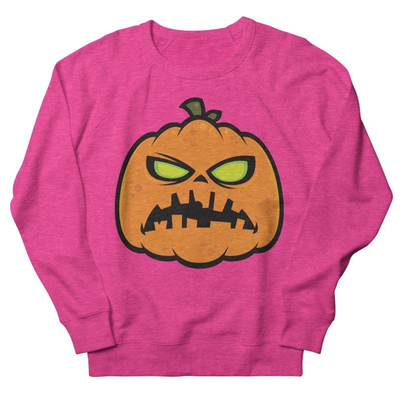 Pumpkin Zombie Men's Sweatshirt by Fizzgig's Artist Shop