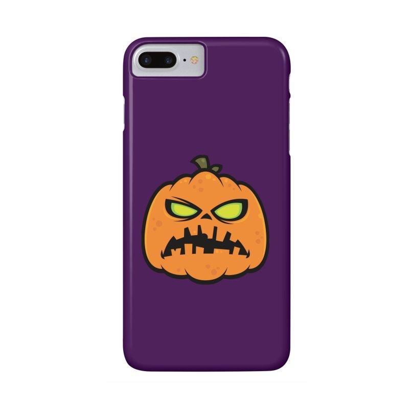 Pumpkin Zombie Accessories Phone Case by Fizzgig's Artist Shop
