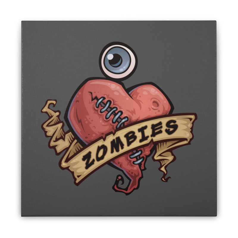 I Love Zombies   by Fizzgig's Artist Shop