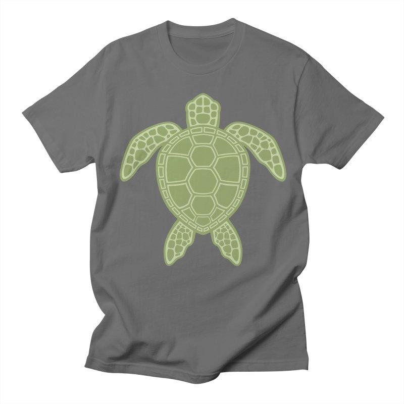 Green Sea Turtle Women's Unisex T-Shirt by Fizzgig's Artist Shop